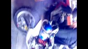 Sifneos Z50 (200cc) Nos Nitrous Oxide System !!!!!!!!!!