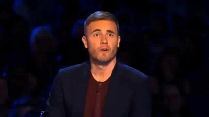 Това изпълнение ще ви спре дъха The X Factor 2011
