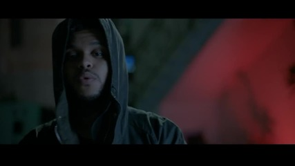 Официално видео! Ricky Hil ft. The Weeknd - Nomads