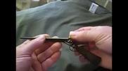 Сглобяване на миниатюрна пушка