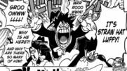 One Piece Manga - 863 The Consummate Gentleman