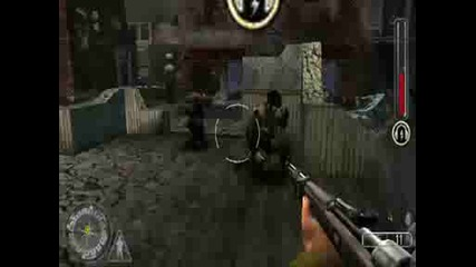 Call Of Duty - Psp Gameplay