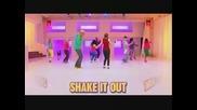 Miley Cyrus hoedown throwdown full 10 minute dance along steps