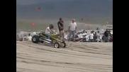quad Drag Racing