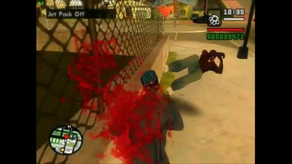 Gta san andreas Crips and bloods