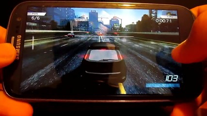 Nfs Most Wanted 2012 на Galaxy S3 {720p}
