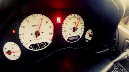 Луда и екстремна Nissan R34