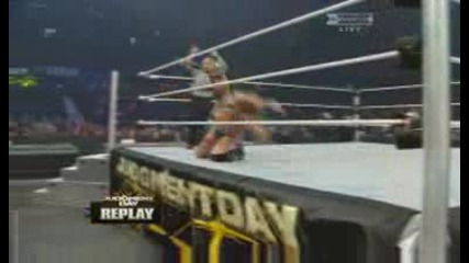 Wwe Judgment Day - Chris Jericko vs. Rey Misterio