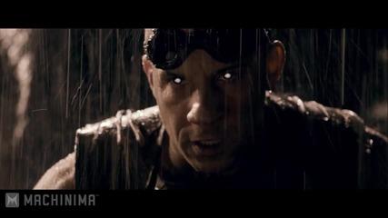 R I D D I C K 2013 ( Debut trailer )