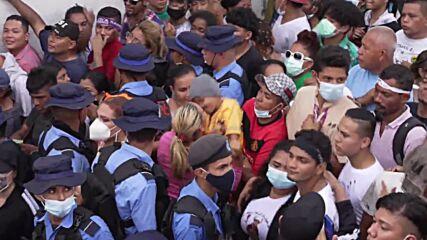 Nicaragua: Devotees celebrate Saint Dominic despite COVID spread in Managua