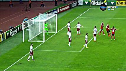Грузия - Австрия 1:2, световна квалификация, група D