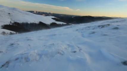Балкана, зимно