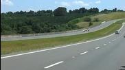 R1 x Srad 300km h na Bandeirantes Part3