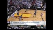 """Нов успех за """"Маями"""" в битката с """"Оклахома"""" за титлата в НБА"""