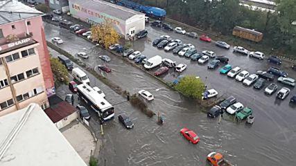 """""""Моята новина"""": Когато завали във Варна"""