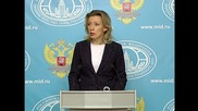 Russia: FM's Zakharova compares Poland to IS over Soviet memorial demolition plans