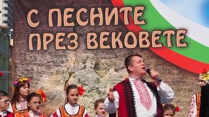Във Варна се изви най-дългото великденско хоро