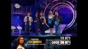 Music Idol 3 - Маги и Нора - Shackles - Двете дами с най - силните гласове демонстрират дуетните си