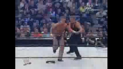 John Cena And Shawn Michels Tribute