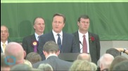 Cameron Faces Separatists In Disunited Kingdom