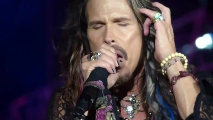 Aerosmith - I Don't Wanna Miss A Thing live in Sofia, 17.05. 2014