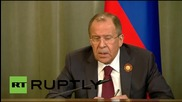 "Russia: Some EU states are helping Kiev ""sabotage"" Ukraine peace process - Lavrov"
