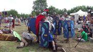 Битка на легиона с варварите - Никополис ад Иструм