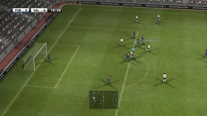 Страхотен Гол На Ever Banega Fantastic Shot ( Pes 2012 )