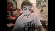 Ot kade da namerim maska Gai Foks