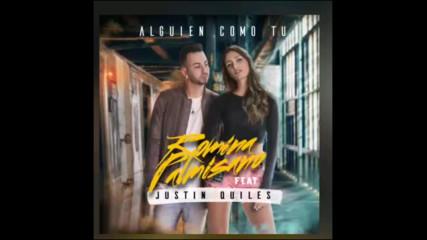 2017 Romina Palmisano Ft Justin Quiles - Alguien Como Tu