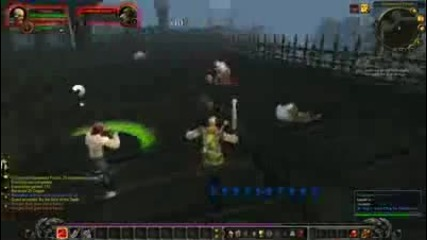 World Of Warcraft Cataclysm (gameplay)
