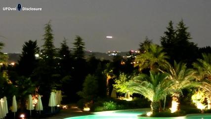 Нло над Солун, Гърция