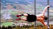 Bar-bangerz - Street Workout at the Top of the World!