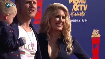 Мария Бакалова с две номинации за филмовите награди на MTV