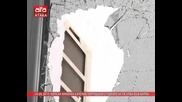 Хора на Николай Бареков потрошиха студиото на Тв Алфа във Варна