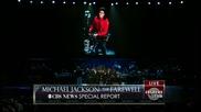 Фамилията Джаксън: Сбогуването с Майкъл