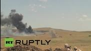 Georgia: US Marines take part in 'Agile Spirit' NATO drills near Tbilisi