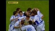 Quater Final Greece 1 France 0 Charisteas