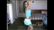 Сладурана танцува