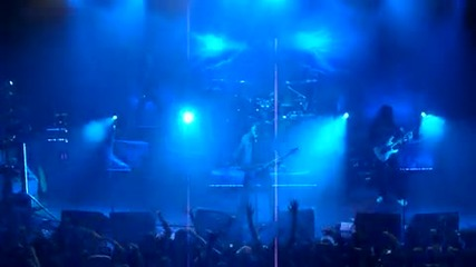 Gamma Ray - Gardens of the Sinner ( Live @ Sofia, Bulgaria - 21.02.2010 )