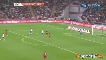 Англия - Гана 1 - 1