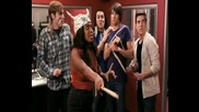 Nickelodeon Big Time Rush Шеметен бяг S02 еп.12 Big Time Songwriters