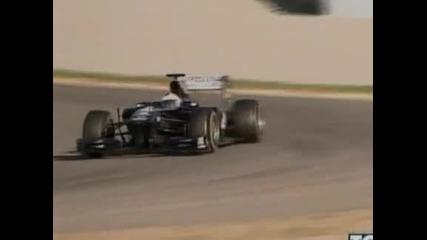 Барикело беше най-бърз в последния ден на пистата