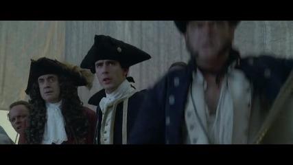 Карибски пирати - Проклятието на Черната перла / 1 част!