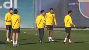 Fc Barcelona - Cuenca freestyle