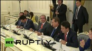 Russia: First-ever BRICS Parliamentary Forum begins in Moscow