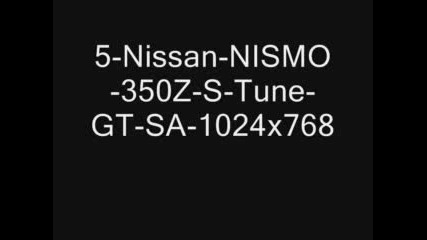 Nissan Skyline And Nissan 350z