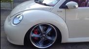 Air ride Vw Beetle cabriolet