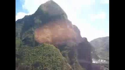 Twin Pitons, Mountain Peak, Saint Lucia