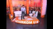 Mahir Burekovic - Idi i zivi moja mrvice - Utorkom u 8 - (TvDmSat 2014)